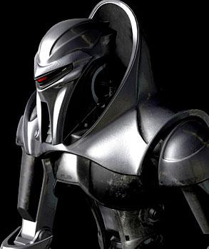 """Cylon centurion, aka """"toaster"""""""